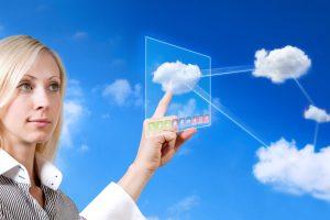 Zwei von drei Unternehmen setzen auf die Cloud