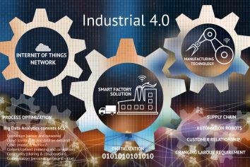 Maschinenbau und IT schließen Industrie 4.0-Allianz