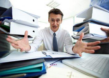 ECM-Studie: Digitales Büro entlastet Mittelstand