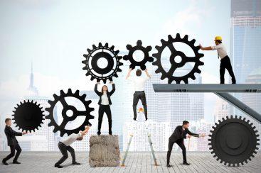 Die Digitalisierung treibt die Automatisierung hoch