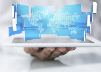 Eine Plattform verwaltet das Internet der Dinge