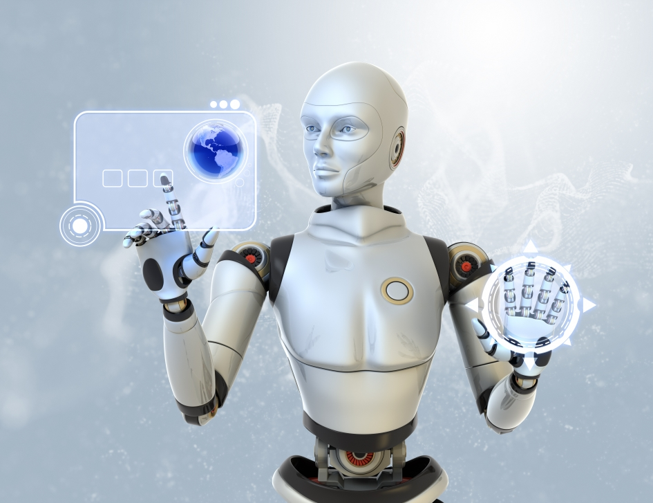 Dokumentenmanagement Roboter