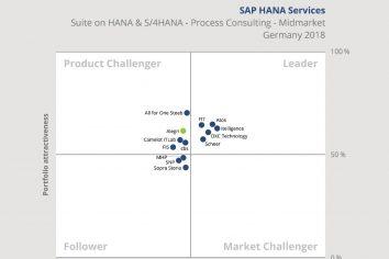 SAP-Dienstleister im Vergleich