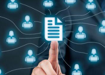 Zentrale Datendrehscheibe vereint Unternehmens-Dokumente