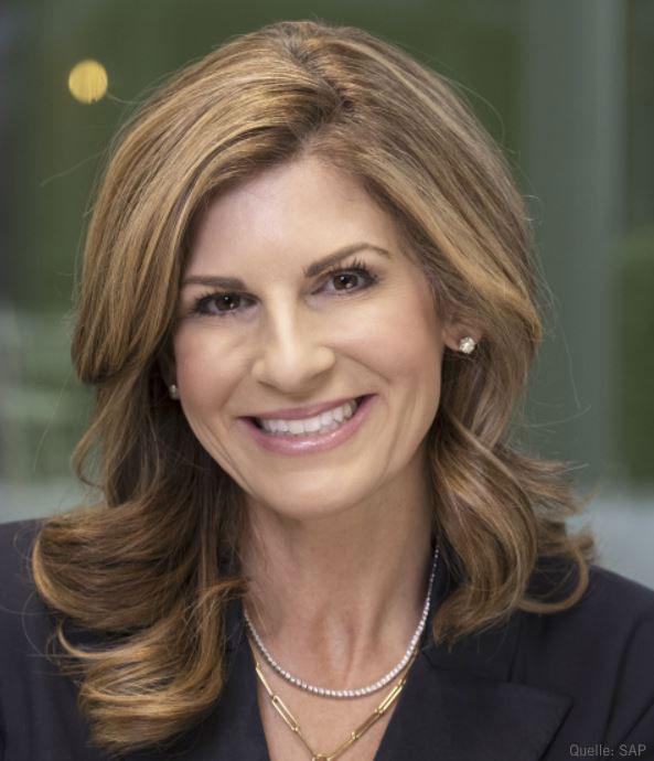 Jennifer Morgan SAP