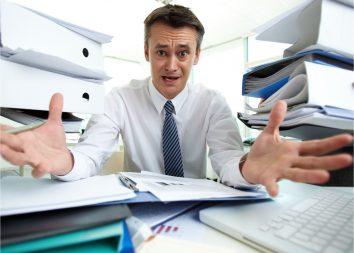 Dokumentensuche raubt Arbeitszeit
