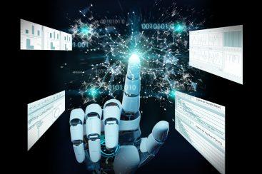 Das Transformation Center testet die Smart Factory