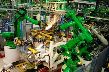Die Vernetzung hebt Industrie 4.0 auf die nächste Stufe