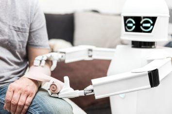 Einsatz für Kollege Roboter