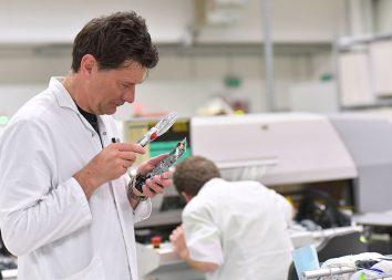 Gute Prognosen für die deutsche Technologie-Branche