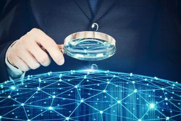 """CRM und der Megatrend """"Blockchain"""""""